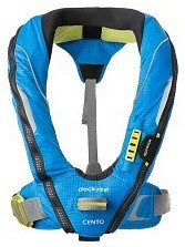 Bild på Spinlock Deckvest Cento Junior Pacific Blue