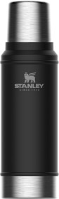 Bild på Stanley Classic Bottle 0.75L Matte Black