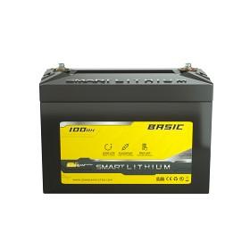Bild på Sunbeam Smart Lithium Basic 100Ah (2-pack)