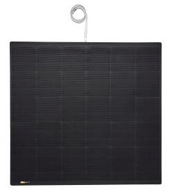 Bild på Sunbeam 114W Tough Black Flush (Holeless) Solpanel