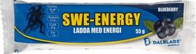 Bild på Swe-Energy Blåbär 55 g