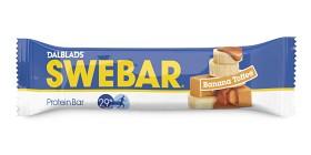 Bild på Swebar Banana Toffee 55 g