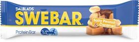 Bild på Swebar Salty Peanut & Caramel 50 g