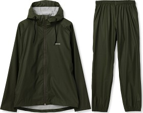 Bild på Tretorn Packable Rainset Forest Green Unisex