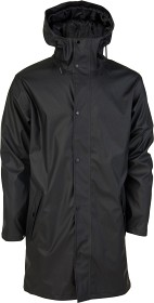 Bild på Tretorn Wings Monocrome Padded Rainjacket Jet Black Unisex