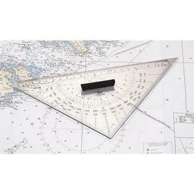 Bild på Triangulär gradskiva 25 cm