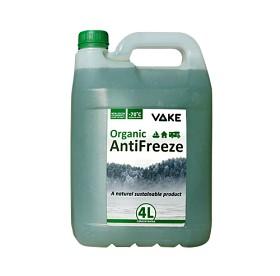 Bild på VAKE Organisk Antifrostvätska 100% 4L Grön