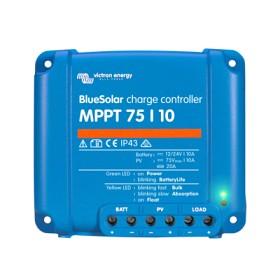Bild på Victron Energy BlueSolar MPPT 75/10