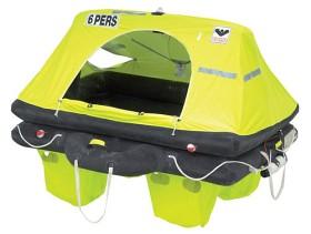 Bild på Viking Livflotte RescYou 8P/Väska