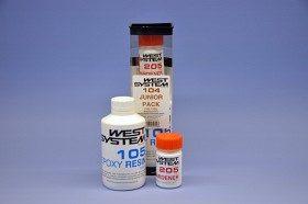 Bild på West System Epoxy 104 Junior Pack 600g - Fast