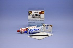 Bild på West System G/flex 655-K Thickened Epoxy Adhesive Repair Kit