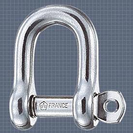 Bild på Wichard 4mm Straight Shackle D Captive Pin