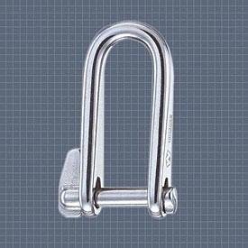 Bild på Wichard 8mm Key Pin D shackle