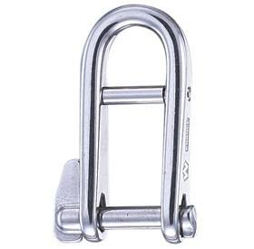 Bild på Wichard 6mm HR Key pin shackle with bar