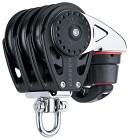 Harken 57 mm Carbo Triple/swivel/150 Cam-Matic®