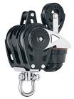 Harken 40 mm Carbo Ratchet Triple/swivel/471 Carbo-Cam®/29mm block/becket