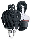 Harken 57 mm Carbo Ratchamatic Triple/150 Cam-Matic®/40mm block/becket