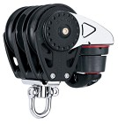Harken 75 mm Carbo Ratchamatic Triple/150 Cam-Matic®