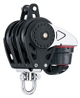Harken 75 mm Carbo Ratchamatic Triple/150 Cam-Matic®/becket