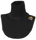 Aclima WarmWool Neck Warmer Jet Black