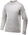 Devold Nansen Sweater Crew Neck Unisex Grey Melange