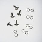 DF65/95 Backstay Hook & Screw (Pk 5)