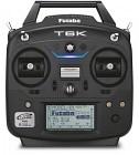 Futaba T6K-V2 8-Channel 2.4GHz Computer Radio Set
