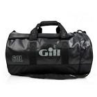 Gill Tarp Barrel Bag 60L - Black
