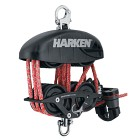 Harken 12:1 GP catamaran mainsheet system
