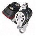 Harken 22 mm Micro Triple Becket w/Cam Cleat