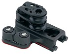 Harken 27mm CB Traveler Controls Double w/Carbo-cam