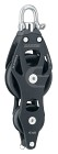 Harken 45mm Element Fiddle Swivel Block w/Becket