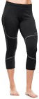 Houdini W's Drop Knee Power Tights True Black (2017)
