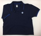 North Sails Polo S/S With Patch - Marine Blue
