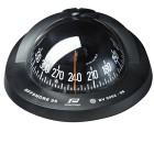 Plastimo Kompass  Offshore 95 flush svart svart konisk ros