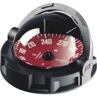Plastimo Kompass  Olympic 135 svart röd platt ros