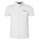 Sail Racing Bowman Logo Polo - White