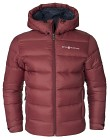 Sail Racing Gravity Down Jacket - Burgundy Red