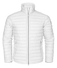 Sail Racing Grinder Down Jacket - Off White