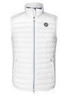 Sail Racing Grinder Down Vest - Off White