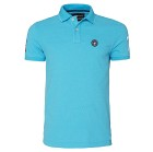 Sail Racing GRINDER POLO - BRIGHT TURQUIOSE