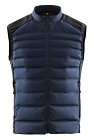 Sail Racing Race Down Vest - Navy