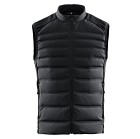 Sail Racing Race Down Vest - Phantom Grey