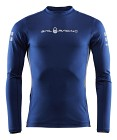 Sail Racing Reference LS Rashguard - Storm Blue