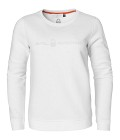 Sail Racing W Gale Sweater - White