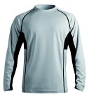 Zhikdry Long Sleeve Top Ash Men