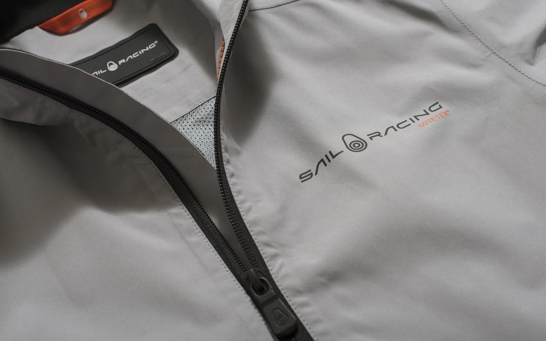 Köp Sail Racing Gore Tex Link Jacket - Dim Grey på happyyachting.com c805158126c15
